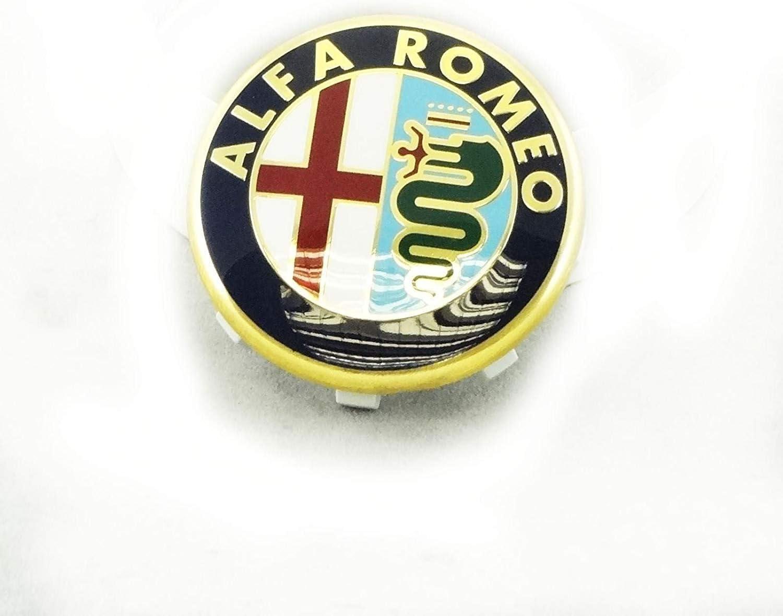 Alfa Romeo 147 Alloy Wheel Centre Caps
