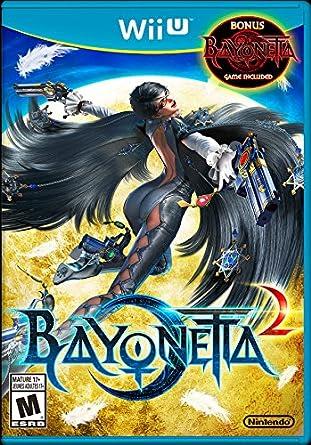 Nintendo Bayonetta 2, Wii U - Juego (Wii U, Wii U, Acción / Lucha, T (Teen)): Amazon.es: Videojuegos
