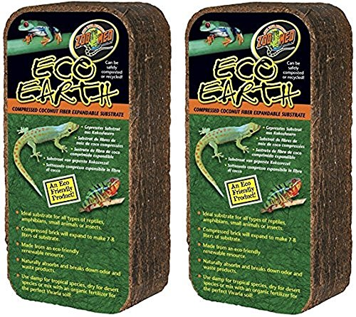 (2 Pack) Zoo Med Eco Earth ()