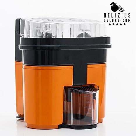 Delizius Deluxe Double Orange Juicer Exprimidor eléctrico 90 W