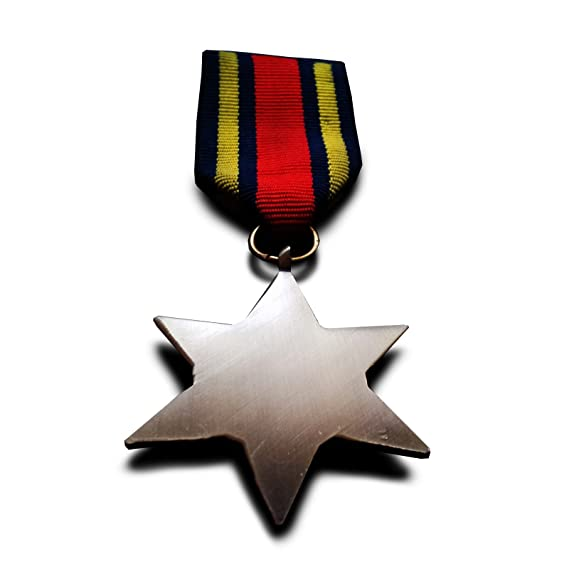 Ww2 Christmas Gifts.Pacific Star British Commonwealth Military Medal Campaign