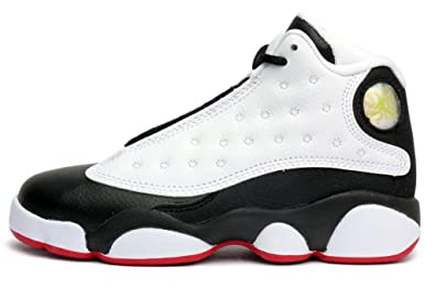 27739ce420df71 Image Unavailable. Image not available for. Color  Nike Air Jordan 13 Retro  (GS) 414574-112 Basketball Shoes ...