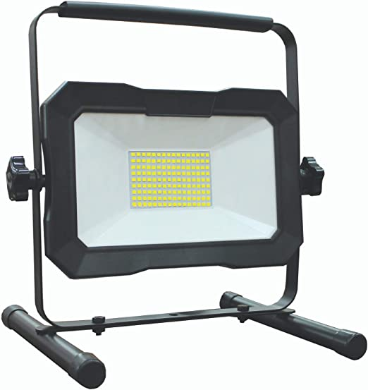 Amazon.com: Luz de trabajo portátil LED de cabeza única ...