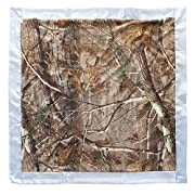 Carstens Realtree AP Camo Baby Blanket, 34  x 34
