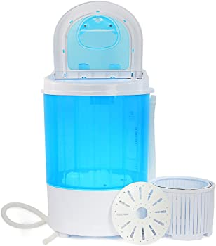 XtremepowerUS 6.6LB Portable MINI Washer and Spin Dryer w/Basket