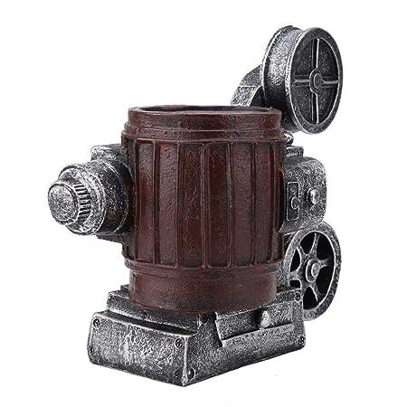 Soporte para lápiz Creativo, Modelo de bioscopio de proyector de ...
