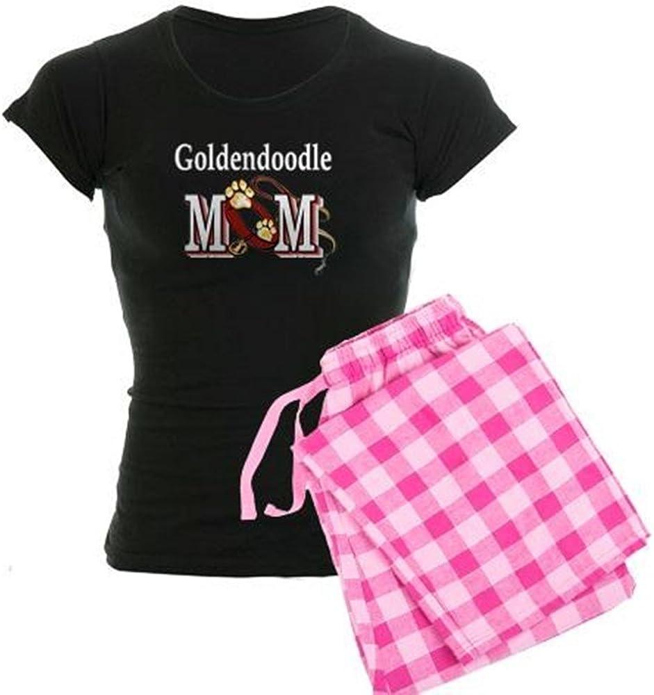 CafePress Goldendoodle Gifts Womens Dark Womens PJs