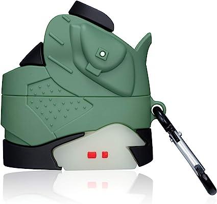 Amazon Com Joyleop Green Shoes Case Compatible For Airpods Pro