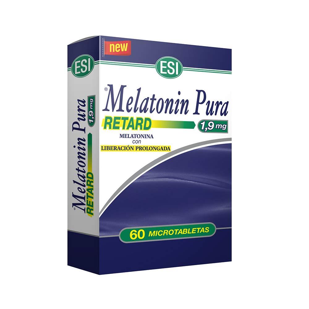 Trepatdiet Melatonin Retard Pura 1.9 Mg Minerales - 60 Tabletas ...