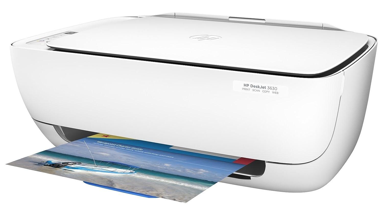 HP Deskjet 3630 AiO - DeskJet 3630 All-in-One Printer K4T99B