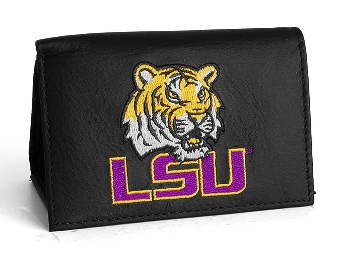 NCAA LSU Tigers Nylon Trifold Wallet