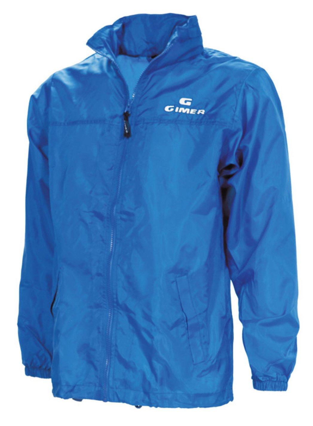 GIMER Vestir Y Accesorios DE Deporte Training Polar Chaqueta Impermeable con Capucha INSERTAR/Á 173//7