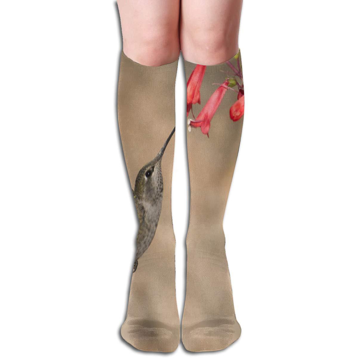 Women Socks Mid-Calf Elephants Winter Marvellous For Gift