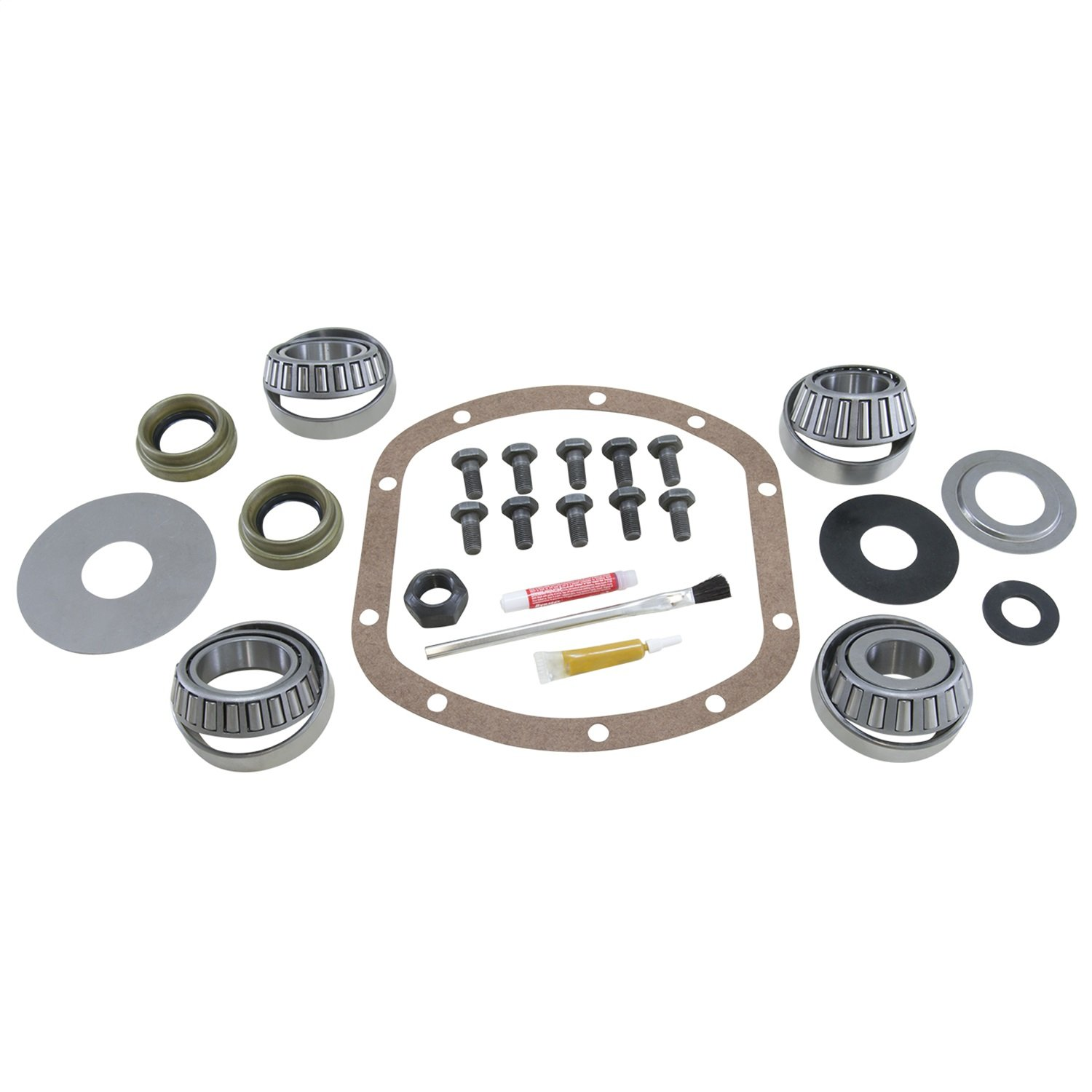 USA Standard Gear (ZK D30-F) Master Overhaul Kit for Dana 30 Front Differential by USA Standard Gear