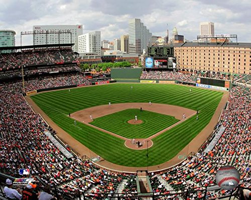 Baltimore Orioles Camden Yards MLB Photo (Size: 8