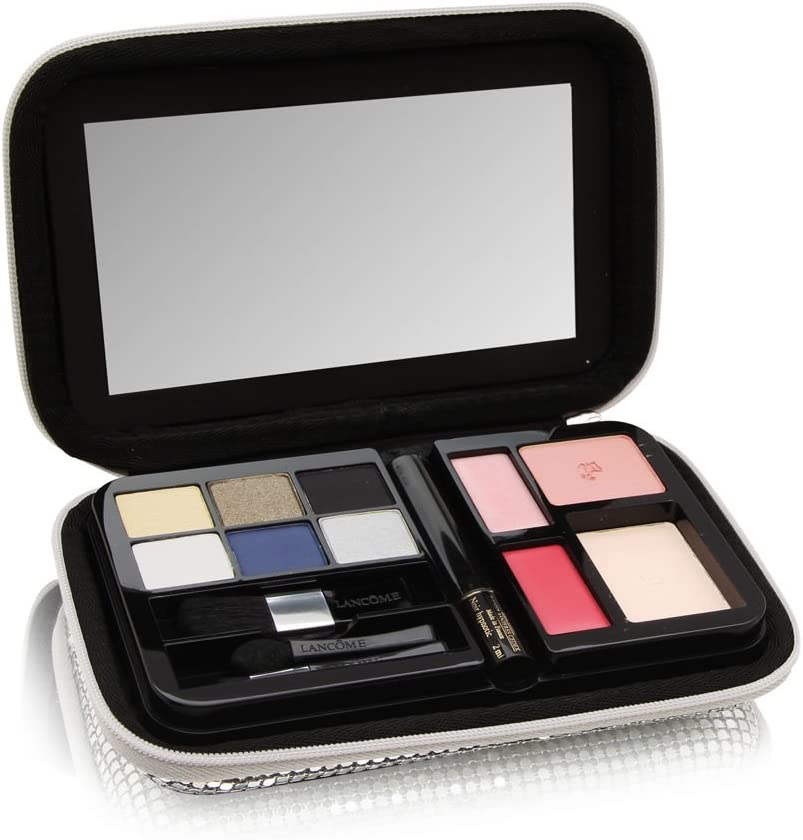 LANCOME PALETTE TRAVEL CHIC PLATINE EDITION: Amazon.es: Belleza