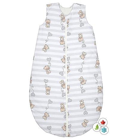 odenwälder Baby Nice algodón Saco de dormir Saco de dormir de verano verano//Verano