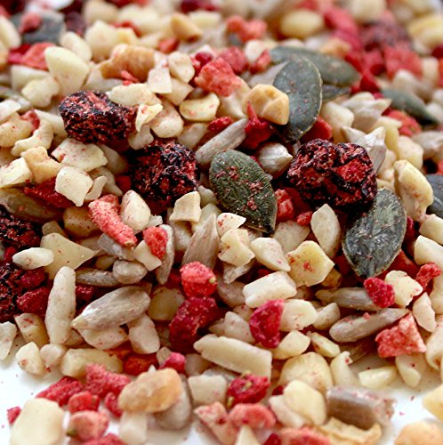 ProMix: Very Finely Chopped Mixed Nuts & Seeds with Dried Fruits (750g)...