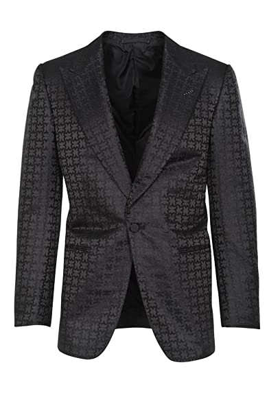 Tom Ford Blazer Mens Black Only Blazer Black 46 Slim Fit