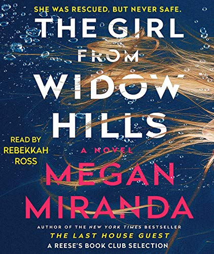 Book Cover: The Girl from Widow Hills