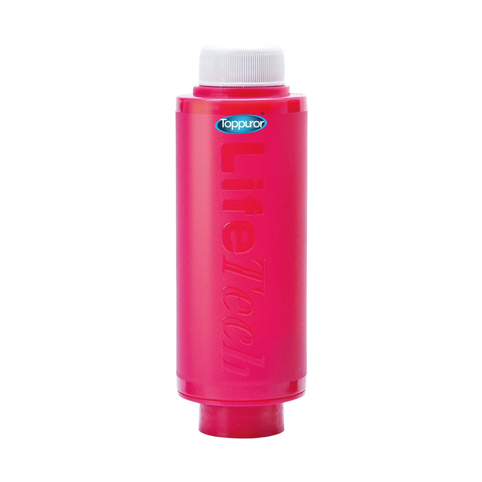 Toppuror Fuschia Ultrafiltration membrane straw - Portable Mineral Filter, suitable for travel, mountain climbing, school, home , hotel, hostel