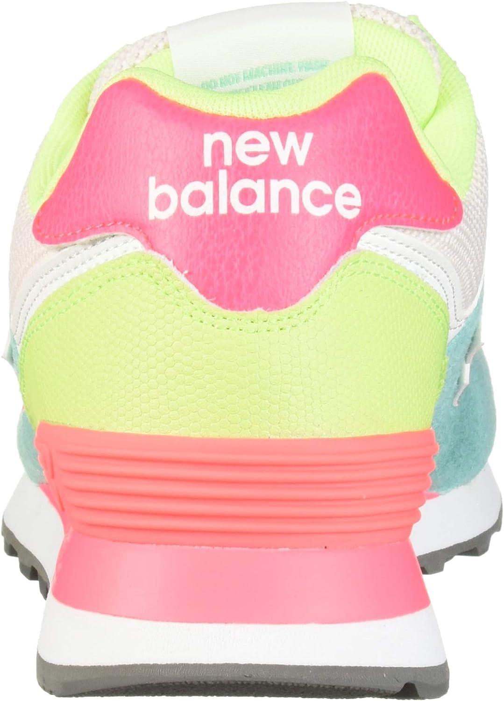 New Balance Damen Sommersport Wl574: Amazon.de: Schuhe ...