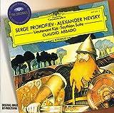 Music : Prokofiev: Alexander Nevsky / Lieutenant Kije / Scythian Suite, Opp. 20,60,78