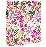 Cute Decorative Hardcover 3 Ring Binder for