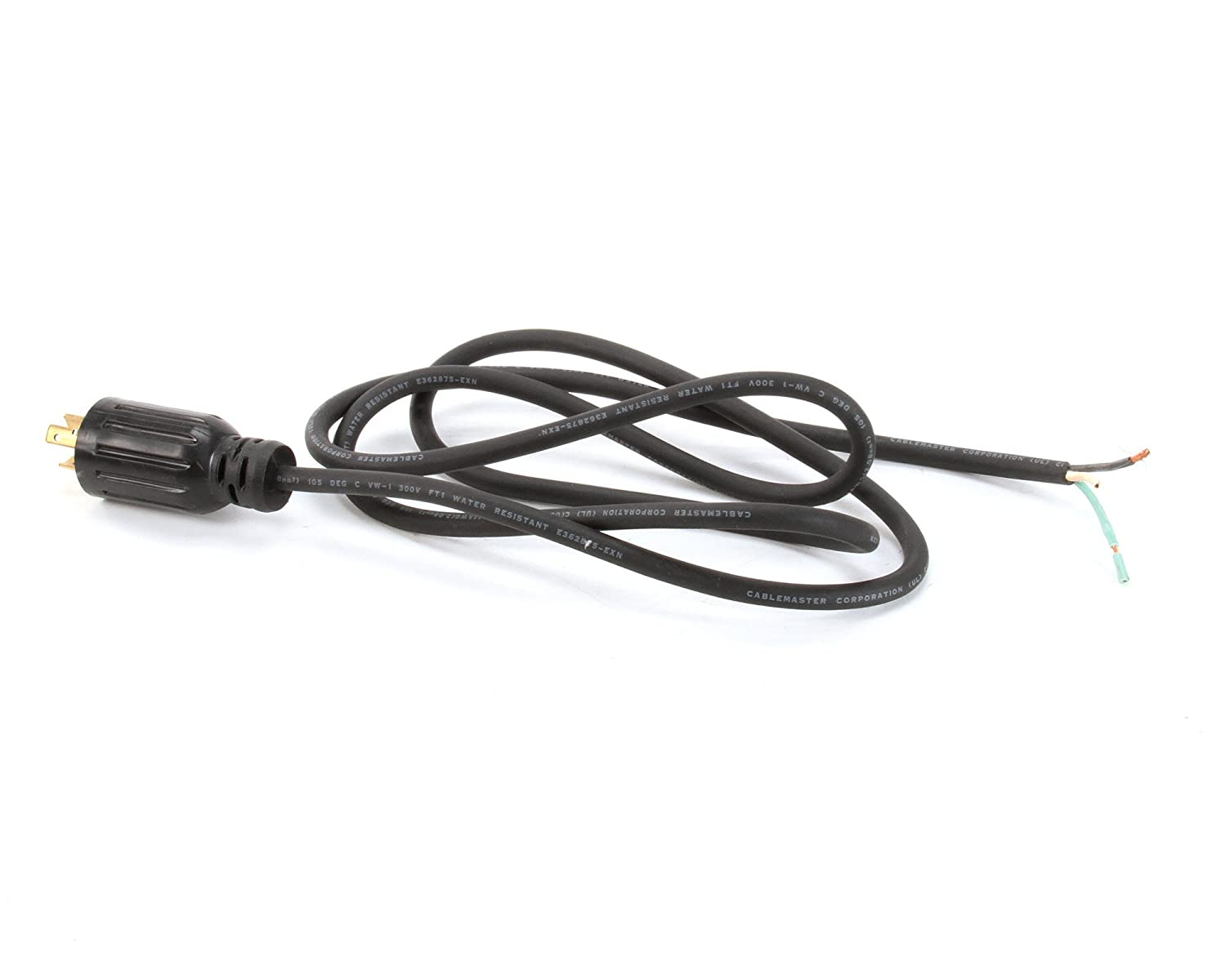 Middleby 49975 Cord  and  Plug Assembly