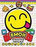 Emoji Coloring Book: Fun Emoji and Animal
