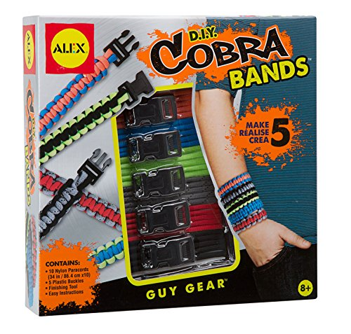 ALEX Toys Gear Cobra Bands