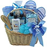 Art of Appreciation Gift Baskets Ocean Mists Spa Bath and Body Gift Set
