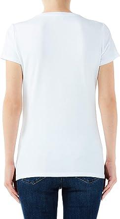 Liu Jo WA0387 J5003 Camisetas Y Camisa DE Tirantes Mujer: Amazon.es: Ropa y accesorios