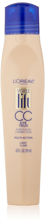 L'OREAL Visible Lift CC Eye Concealer - Light L' OREAL K1621900
