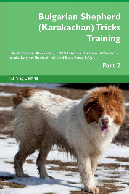 Read Online Bulgarian Shepherd (Karakachan) Tricks Training Bulgarian Shepherd (Karakachan) Tricks & Games Training Tracker & Workbook.  Includes: Bulgarian Shepherd Multi-Level Tricks, Games & Agility. Part 2 pdf epub
