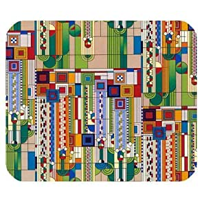 Frank Lloyd Wright Saguaro Forms Personalized Rectangle Mouse Pad