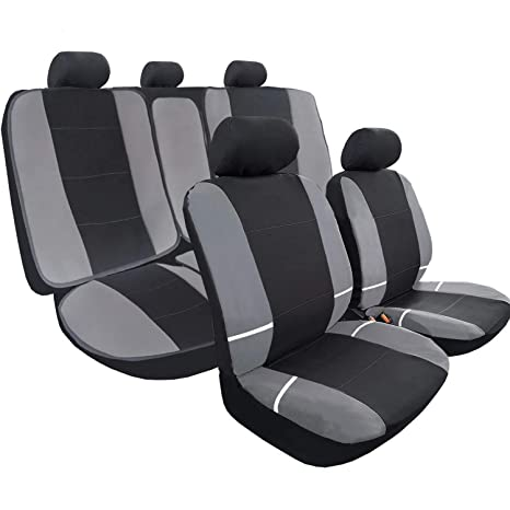 Amazon.com: Big Ant - Cojín para asiento de coche, color ...