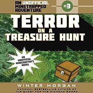 Terror on a Treasure Hunt Audiobook