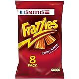 Walkers Smith's Frazzles - Crispy Bacon (8x23g)