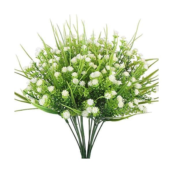 CATTREE-Artificial-Plants-4pcs-Faux-Babys-Breath-Fake-Small-Flowers-Gypsophila-Shrubs-Simulation-Greenery-Bushes-Wedding-Centerpieces-Table-Floral-Arrangement-Bouquet-Filler