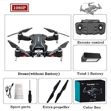 MeterMall S17 Drone 4k HD Cámara GPS Drone WiFi FPV 1080P Sin ...