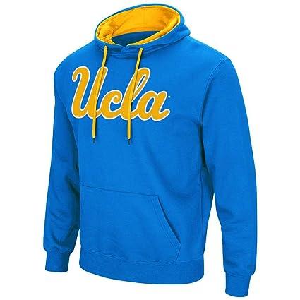 a5eaff12 Amazon.com : UCLA Bruins Colosseum Zone III Hoodie - Blue - Logo ...