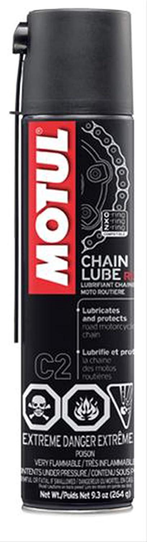 Motul C2 On Road Chain Lube 103244 M/C Care, 9.3oz, 9.3 Fluid_Ounces