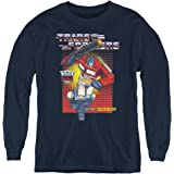 Loot Crate Transformers Optimus Prime Long Sleeve T-Shirt Unisex Sizing Exclus