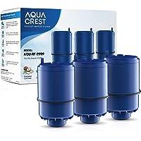 AQUACREST RF-9999 NSF Certified Water Filter, Replacement for Pur RF9999 Faucet Water Filter, Pur Faucet Model FM-2500V…