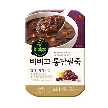 Danpatjuk - Gachas de granos rojos dulces, 9.88 oz, para 1 ...