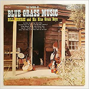 The Father of Bluegrass Music