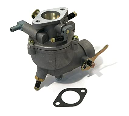 The ROP Shop Carburetor fits Briggs & Stratton 195432, 195435, 195436,  195437 8hp 9hp Engines