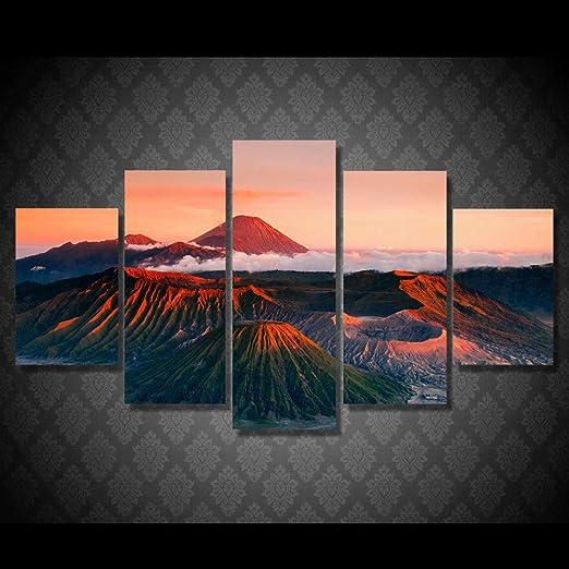 FJKYF 100×55cm Lienzo Arte de la Pared Imágenes Decoración ...
