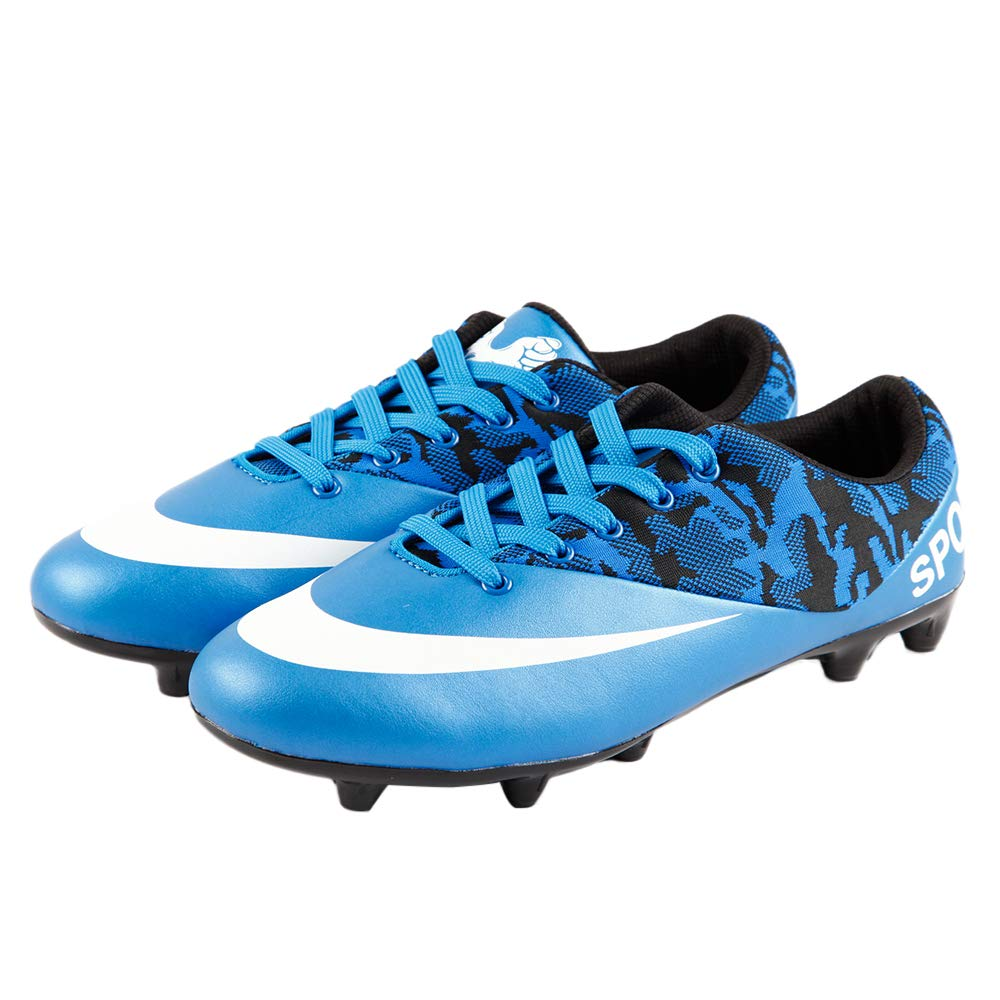 9383c80fdf3cc iFANS Men Athletic Outdoor/Indoor Comfortable Soccer Shoes Boys Football  Student Cleats Sneaker Shoes: Amazon.ca: Shoes & Handbags